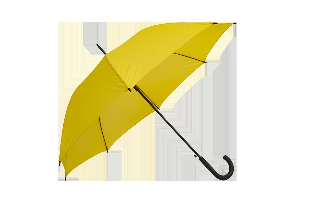paraguas amarillo explora salamanca
