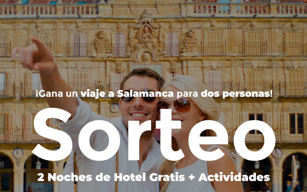 Bases Legales Sorteo Viaje Salamanca